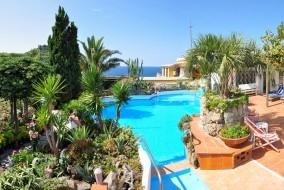 Struttura Pensione Villa Sirena